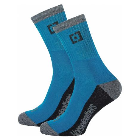 socks Horsefeathers Jayden - Blue