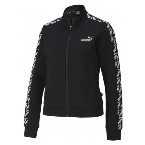 Puma AMPLIFIED TRACK JACKET TR black - Women's sports sweatshirt