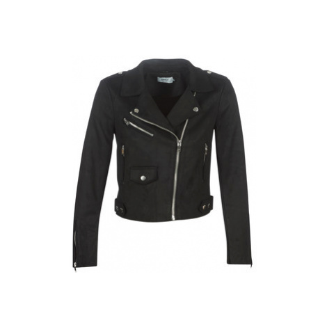 Only ONLSHERRY women's Leather jacket in Black