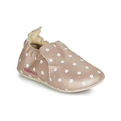 Catimini CARA girls's Children's Slippers in Pink