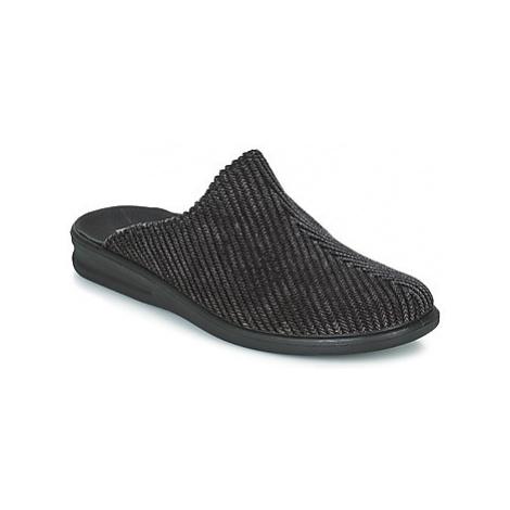 Romika PRASIDENT 124 men's Slippers in Black
