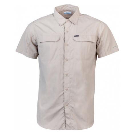 Columbia SILVER RIDGE 2.0 SHORT SLEEVE SHIRT beige - Men's shirt