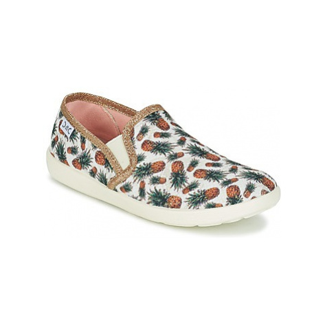 Citrouille et Compagnie GAVOTA girls's Children's Shoes (Trainers) in White