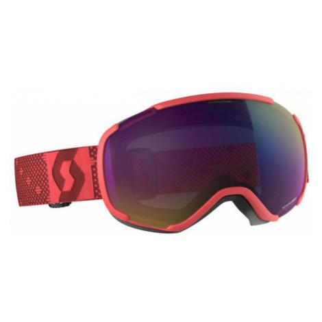 Scott FAZE II pink - Ski goggles