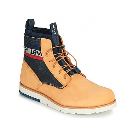 Levis JAX LITE SPORTSWEAR men's Mid Boots in Brown Levi´s