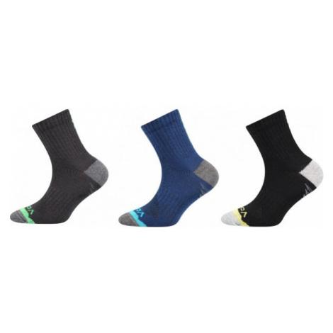 Voxx MAXTERIK 3P black - Kids' socks