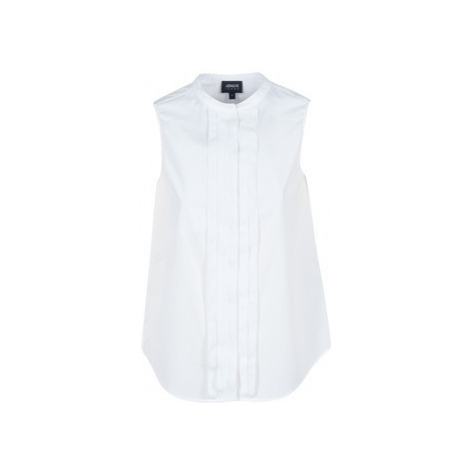Armani jeans GIKALO women's Shirt in White
