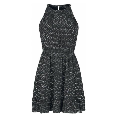 Khujo - Kelsa - Dress - black-white