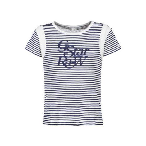 G-Star Raw FIRN women's T shirt in White