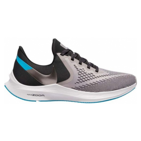 Nike ZOOM AIR WINFLO 6 gray - Men's running shoes