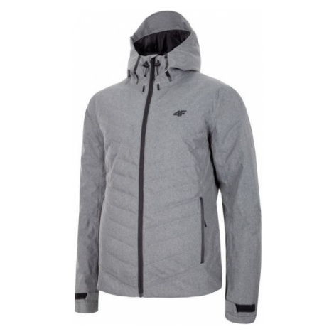 4F MEN´S JACKET grey - Men's jacket