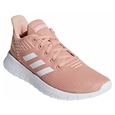 shoes adidas Performance Asweerun - Dust Pink/White/Cloud White - women´s