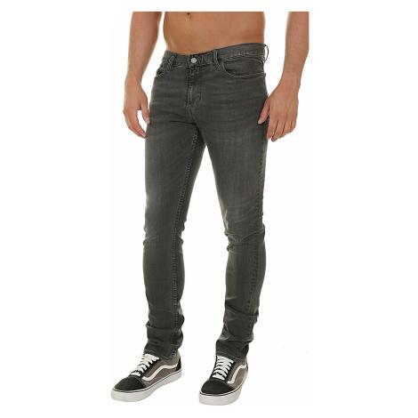jeans DC Worker Slim SMG - KPVW/Medium Gray - men´s