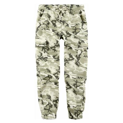 Southpole Tow Toned Fleece Cargo Pants Cargo Trousers sand
