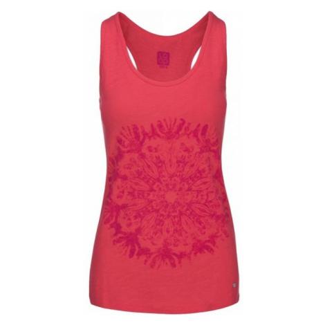 Loap BALES pink - Women's tank top