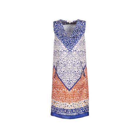 Derhy FORTERESSE women's Dress in Multicolour