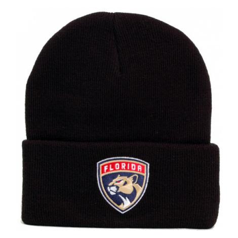 Mitchell & Ness NHL Team Logo Cuff Knit Beanie Florida Panters