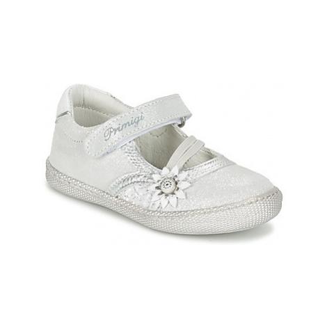 Primigi ROSELINE-E girls's Children's Shoes (Pumps / Ballerinas) in Silver