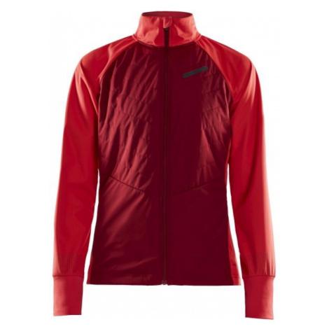 Craft STORM BALANCE red - Women's winter jacket