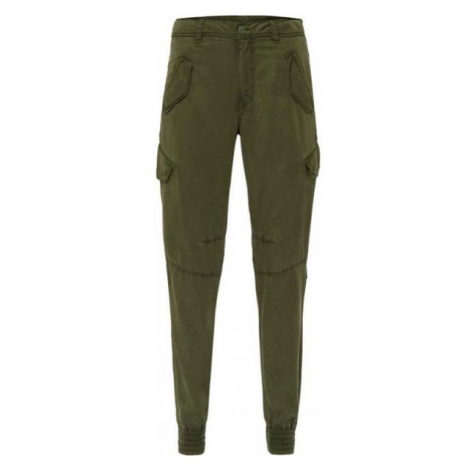 O'Neill LW CARGO PANTS dark green - Women's pants