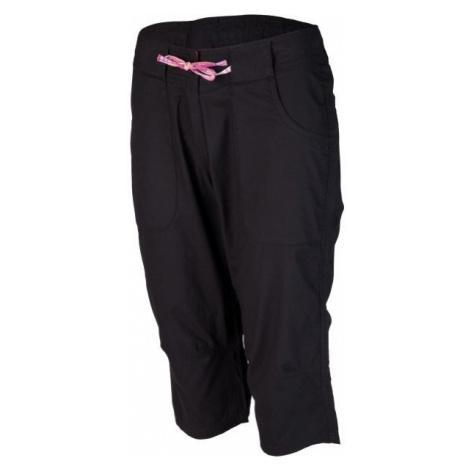 Willard LENTIL black - Women's 3/4 length pants