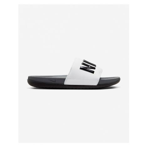 Nike Offcourt Slippers White Grey