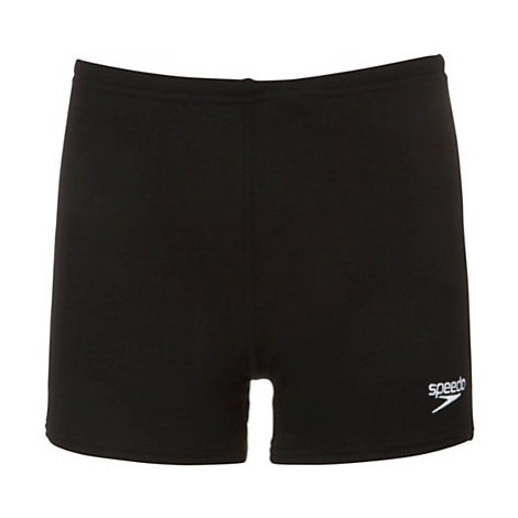 Speedo Boys' Essential Endurance+ Aquashorts, Black