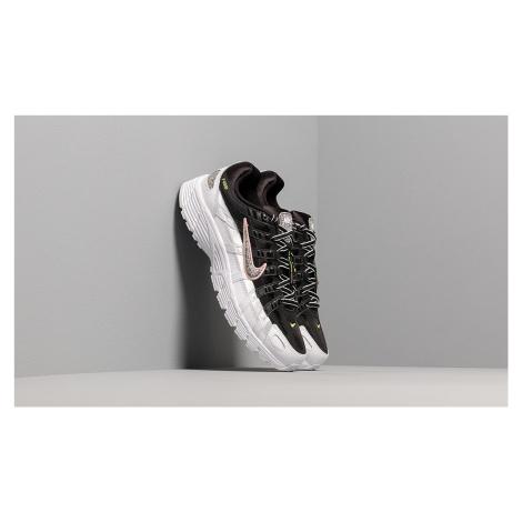 Nike W P-6000 Se Black/ Multi-Color-White-Coral Stardust