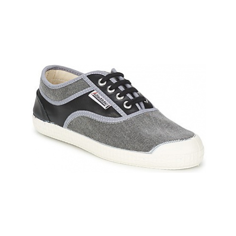 Kawasaki VINTAGE H/S men's Shoes (Trainers) in Grey