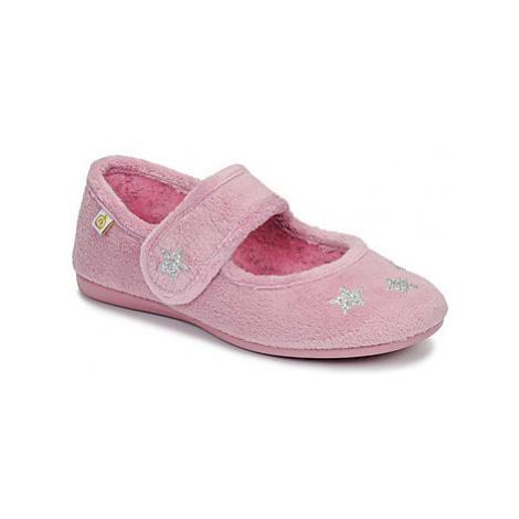 Citrouille et Compagnie LAFIFOU girls's Children's Slippers in Pink