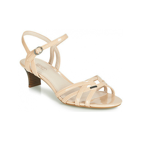 Esprit Birkin Sandal women's Sandals in Beige