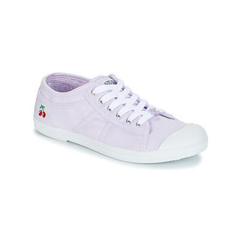 Le Temps des Cerises BASIC 02 women's Shoes (Trainers) in Purple
