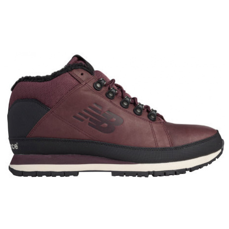 New Balance Winter Sneaker Shoes - Burgundy