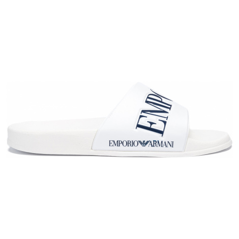 Emporio Armani Slippers White