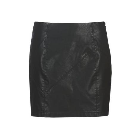 Noisy May NMREBEL women's Skirt in Black