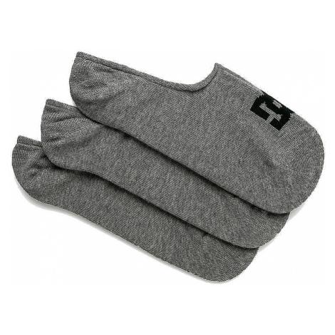 socks DC SPP DC Liner 3 Pack - KNF0/Gray - men´s