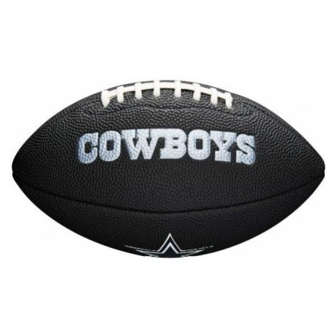 Wilson MINI NFL TEAM SOFT TOUCH FB BL DL - American mini football