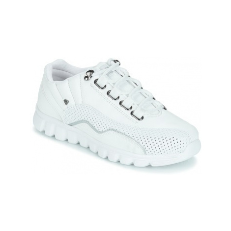 Cash Money STATES men's Shoes (Trainers) in White