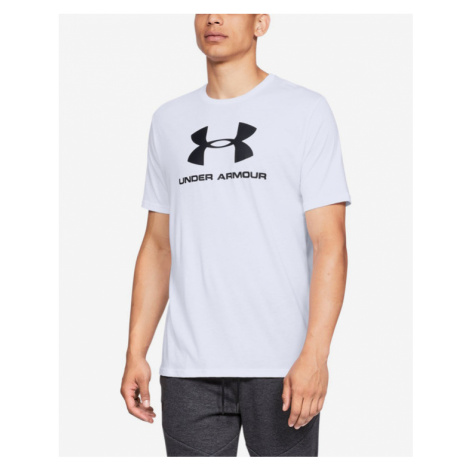 Under Armour Sportstyle T-shirt White