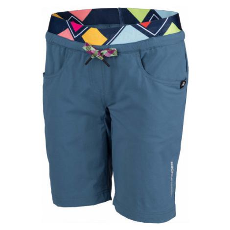 Northfinder KIJA blue - Women's shorts