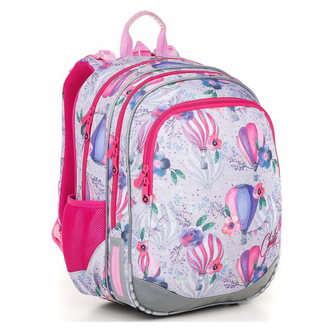 backpack Topgal ELLY 18007 - G/Gray