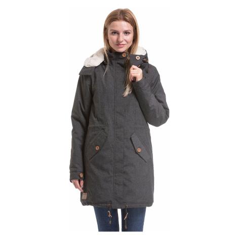 jacket Meatfly Mia 2 - A/Charcoal Heather - women´s