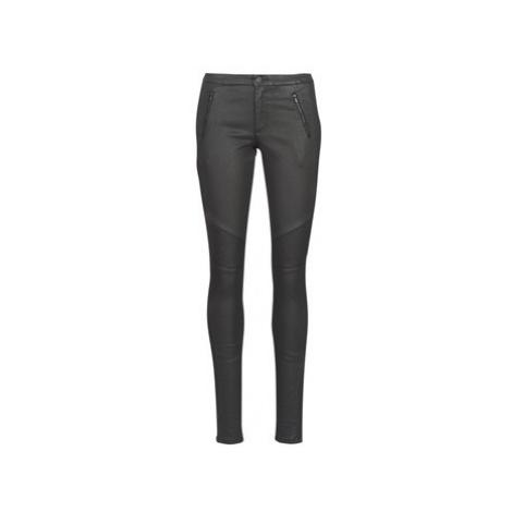 Ikks LONTAMAN women's Trousers in Black