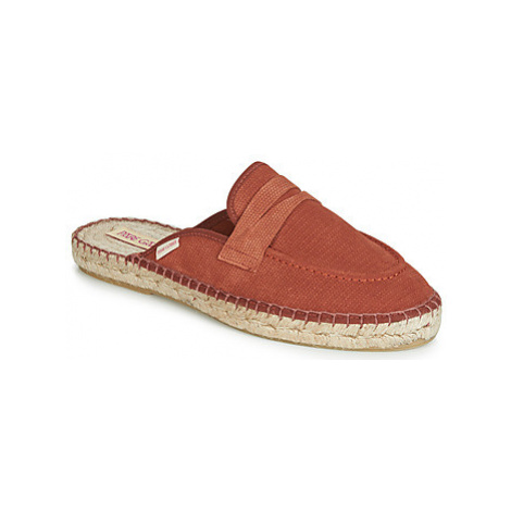 Pare Gabia VP MOC women's Mules / Casual Shoes in Brown