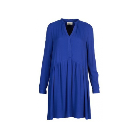 Stella Forest BRO031 women's Dress in Blue