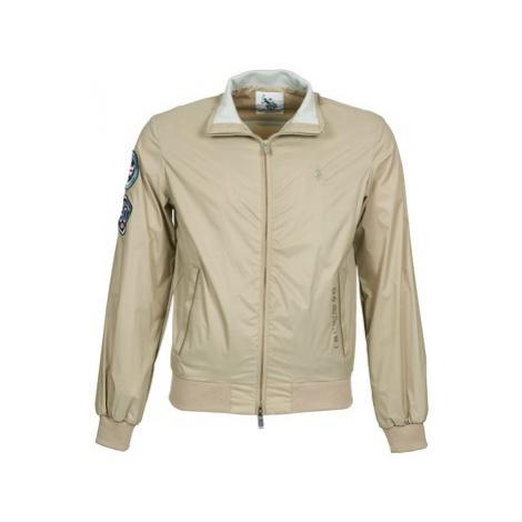 U.S Polo Assn. PLAYER men's Jacket in Beige U.S. Polo Assn