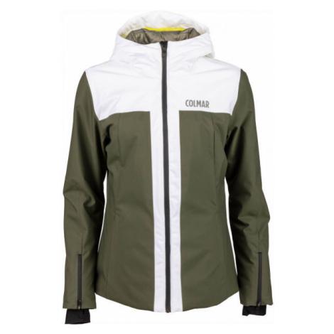 Colmar LADIES SKI JACKET dark green - Women's skiing jacket