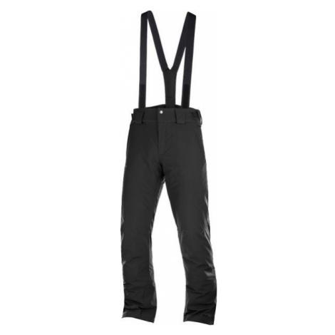 Salomon STORMSEASON black - Men's ski pants