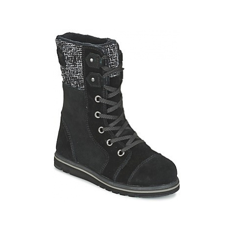 Sorel RYLEE LACE women's Mid Boots in Black