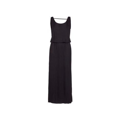 Betty London ERLIE women's Long Dress in Black